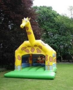 luchtkussen Giraf