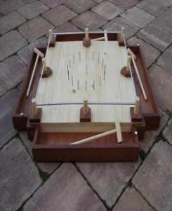 Hamertjesspel oud hollandse spelen